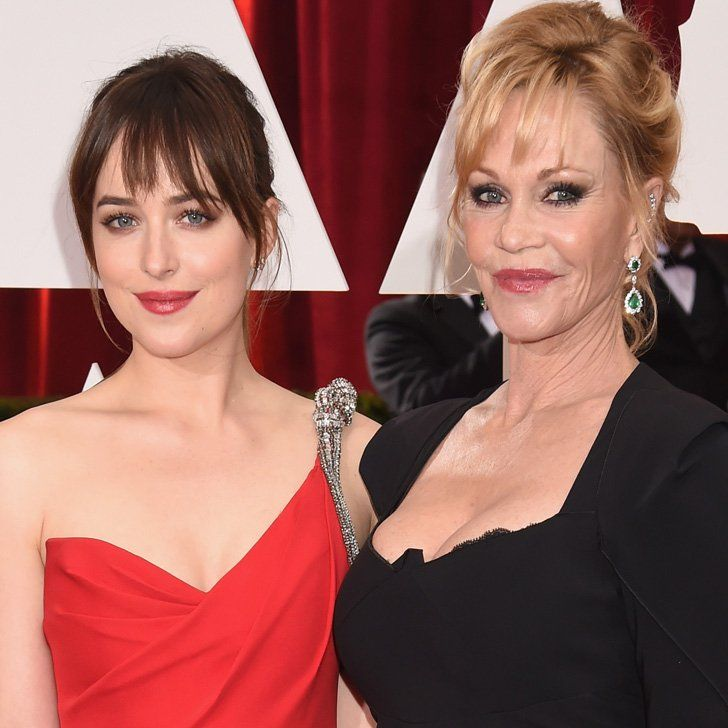 Pin for Later: Melanie Griffith Got Really Awkward About Seeing Fifty Shades of Grey