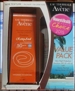 ReinyAnd's Beauty Journal: [Quick Review] Avene Thermal Spring Water and Aven...