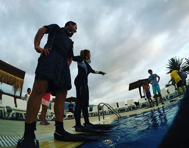 #Tryscuba #pool can be your first #step towards #happiness  #dive #scuba #scubadiver #sea #ocean #water #openwater  #underwater  #mypassion  #my💙 #my🌏  #meetmeunderwater #seaneverdisappoints  #livelovesports #lebanon #livelovelebanon #picoftheday #divessi #maresjustaddwater #suunto #scubadivergirls #scubalifestyle #visitlebanon  #thelebaneseabroad #tbt #🌻