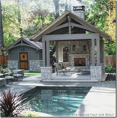 Piscine: pool house design | Blog Déco Maison