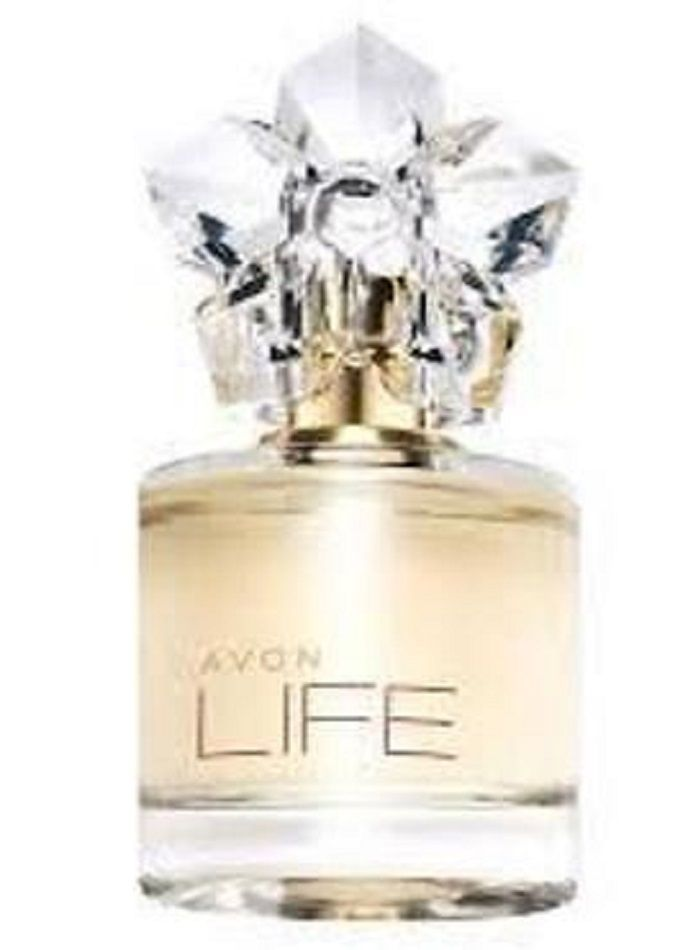 Brand New Sealed Avon Life For Her EDP 50ml By Kenzo RRP £24 FREE P & P #Avon