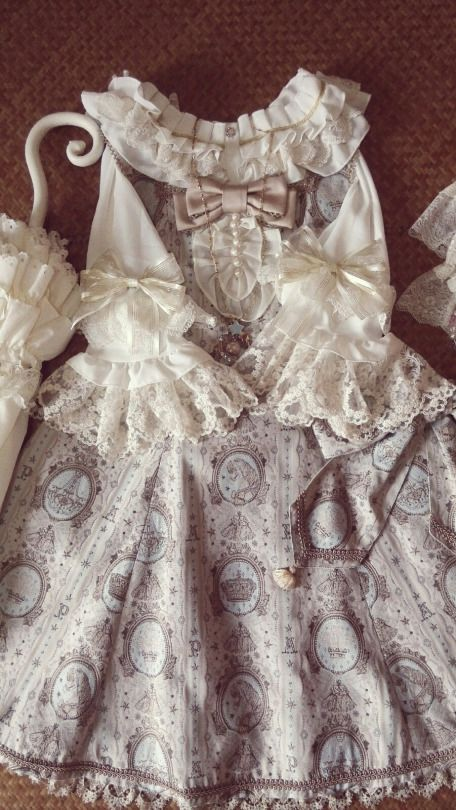 Angelic Pretty - Royal Unicorn - Hime - Classic