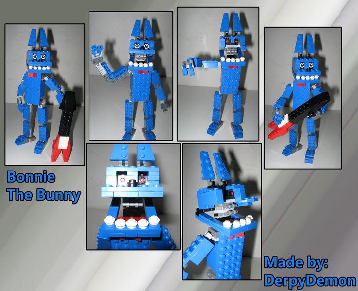 lego fnaf how to build