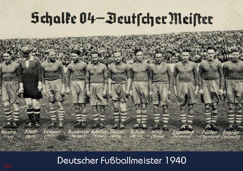 Deutscher Meister 1940: Schalke 04