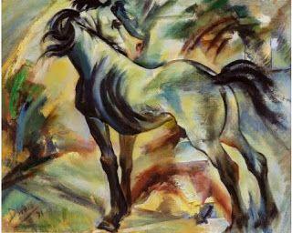 """O Cavalo"". Dórdio Gomes"