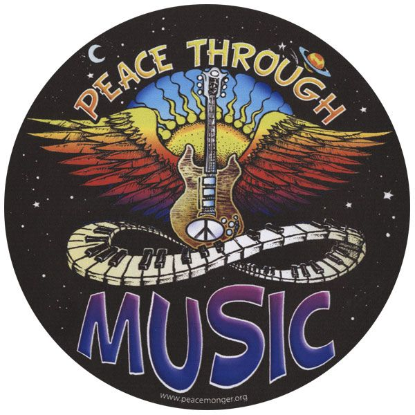 peace through music - Google Search