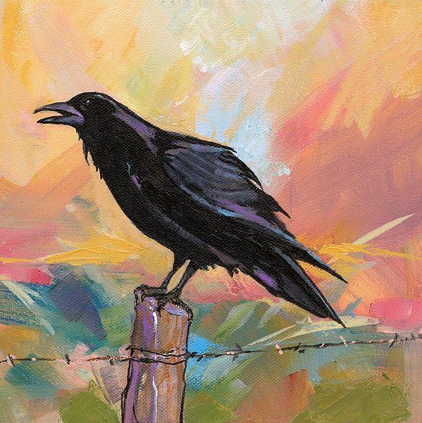 285 best Art - Birds images on Pinterest   Bird art, Bird ...
