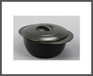 Ceramic Cooking Pots: Xtrema Ceramic 2 1/2 qt. Saucepot & lid