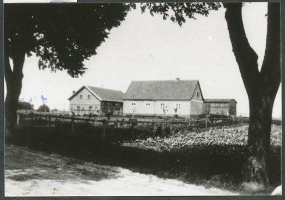 Gudnick Kr. Mohrungen, Gehöft Gand