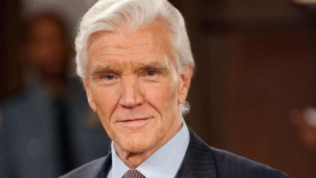 All My Children' Actor David Canary 11/17/2015
