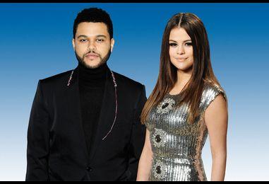 Selena Gomez & The Weeknd Snuggle Up in Sweet Instagram Selfie