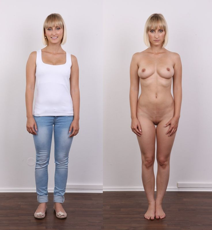 naked women with two pussies