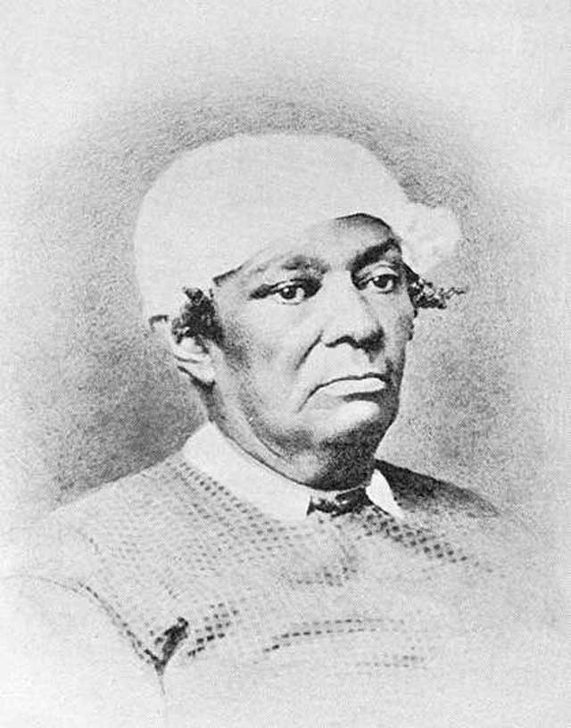 Betsey Stockton (c. 1798–1865) was an African American educator and missionary born into slavery in Princeton, NJ. She gained her freedom at 20 and travelled to Hawaii, Canada and Philadelphia teaching and serving as a nurse. She moved back to Princeton in 1835 and spent the rest of her life enriching the lives of the members of the local African American community. There is a window memorialized to her in the Witherspoon Street Church, Princeton, NJ.