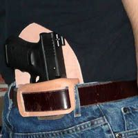Fugly IWB Leather Holster