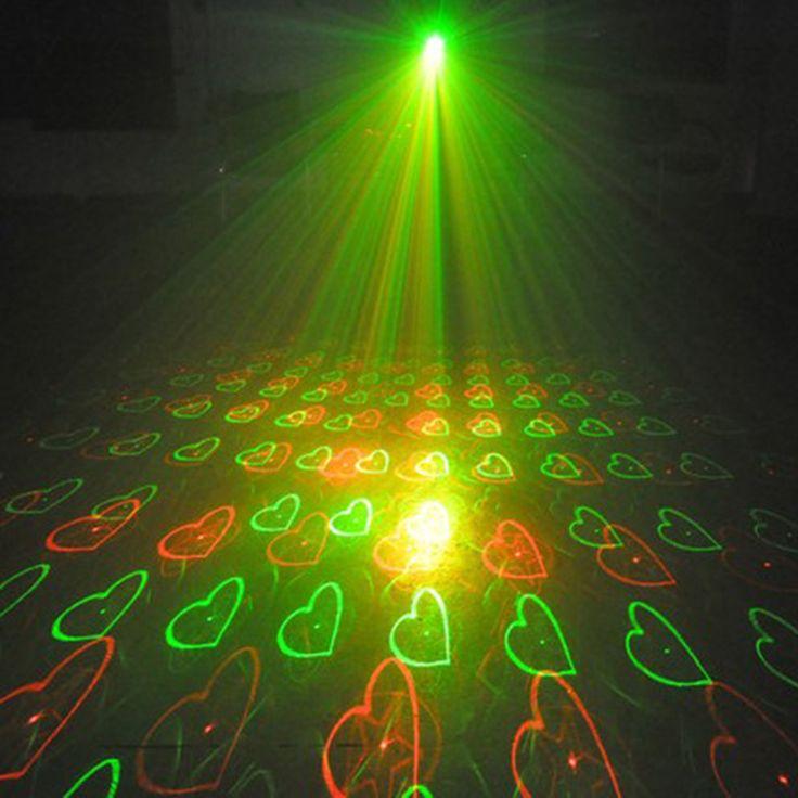 ZINUO Niebieski Mini Wskaźnik Laserowy Projektor DJ Disco Laser Oświetlenie Sceniczne Światła AC110-240V Dla Partii Rozrywki Disco Club Bar