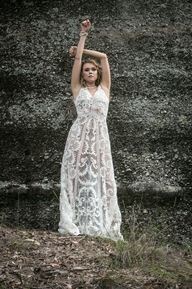 Geneva wedding gown - Ella Moda collection 2016
