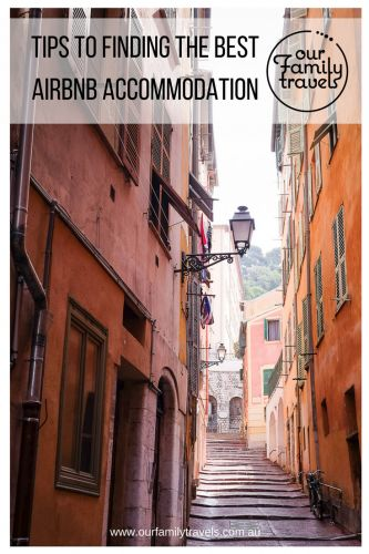 tips to finding the best accommodation on airbnb