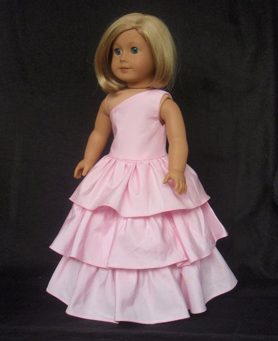 Hey, I found this really awesome Etsy listing at http://www.etsy.com/listing/151647431/american-girl-doll-clothes-bridesmaid
