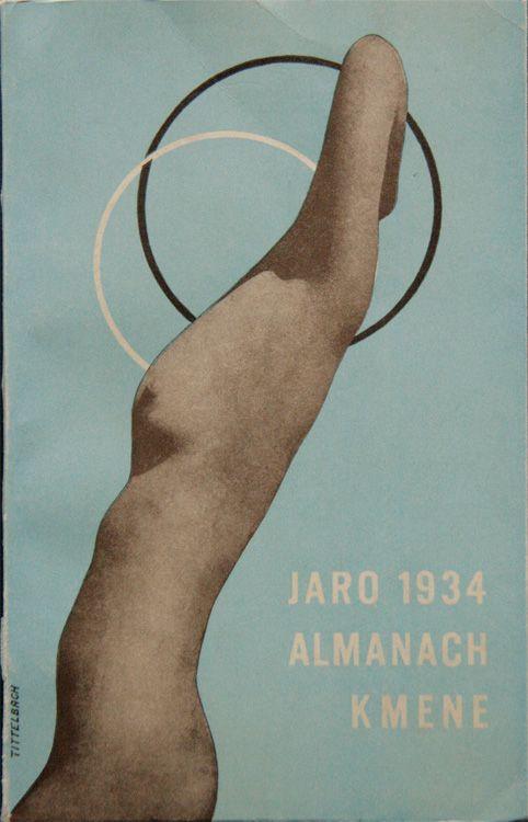 【Almanach KMENE Jaro 1934】