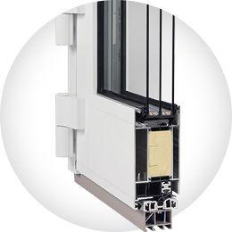 Při hliníkových vstupních dveřích si můžete zvolit z různých typů výplní, laminací i barev. http://www.slovaktual.cz/produkty/dvere/