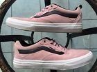Vans Kyle Walker Pro Shoes Size 8 Zephyr Pink Used