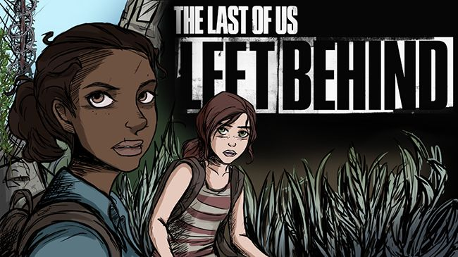 The Last of Us: Left Behing