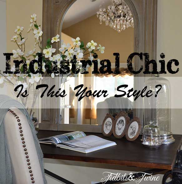 Industrial Chic Home Decor: Best 25+ Industrial Chic Decor Ideas On Pinterest