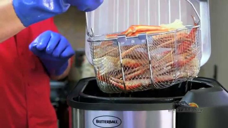 How to steam and boil with your Butterball Indoor Electric Turkey Fryer