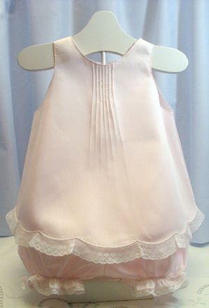 Debbie Glenn's diaper set--sewing perfection!