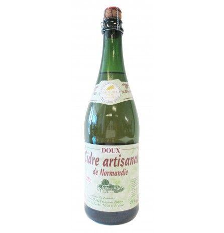 La Pommeraie Semi-Dry Apple Cider Normandy 2.5% 750ml