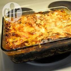 Фото рецепта: Мясная запеканка с сыром