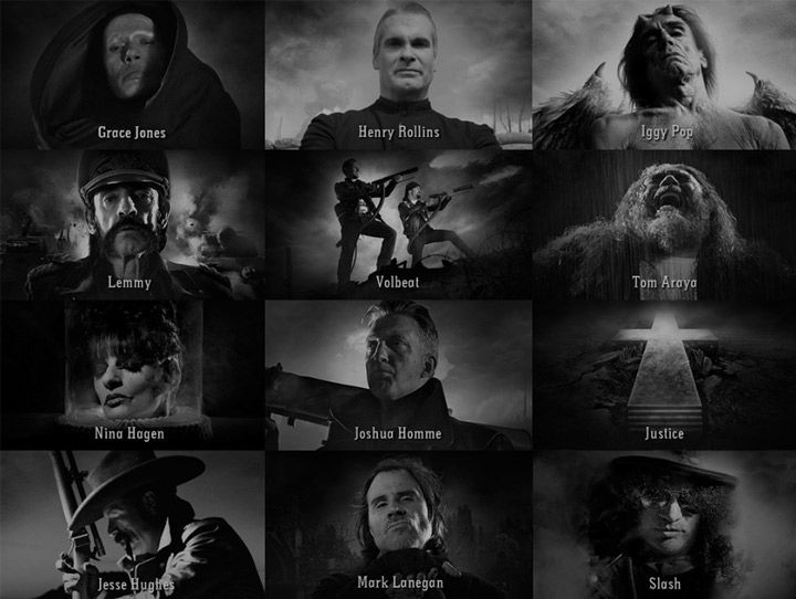 ANTRO DO ROCK: Confira o trailer e o elenco de estrelas do rock d...