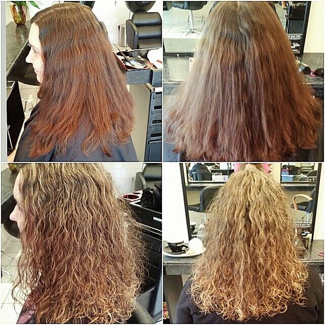 Old red tone block colour to fullhead of warm highlights #goldwellaus