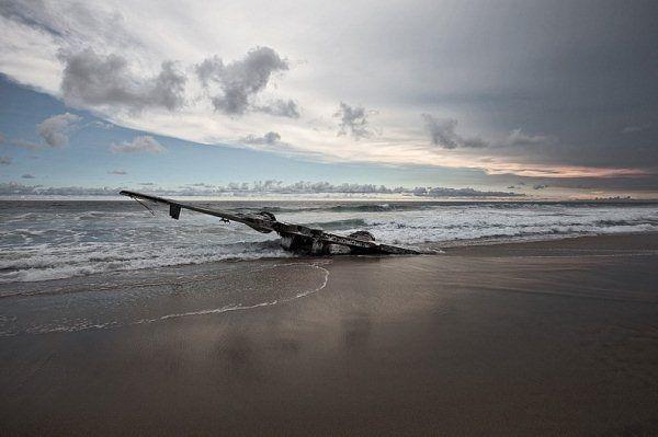 Beautiful Plane Wrecks