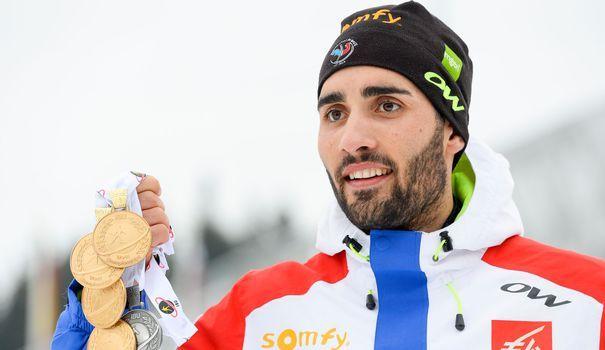 #Sport #Biathlon #MartinFourcade