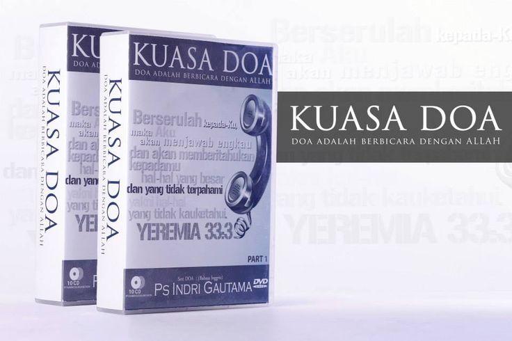 [DVD] Kuasa Doa (Yer 33:3)  #IndriGautama #Kekristenan #Kuasa #Doa