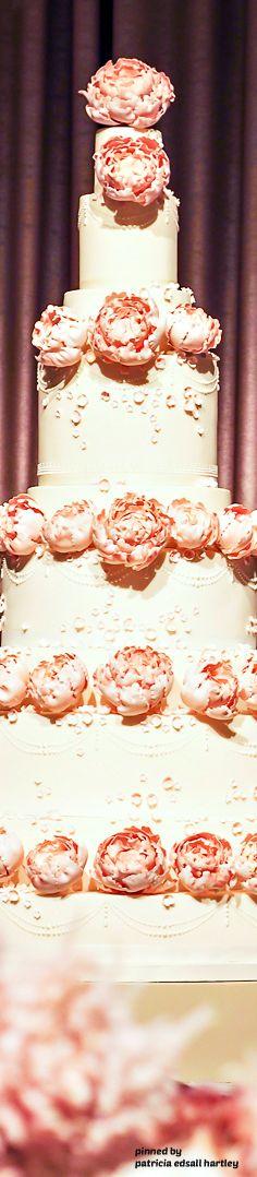 Pink Peonies - Rosalind Miller Cakes