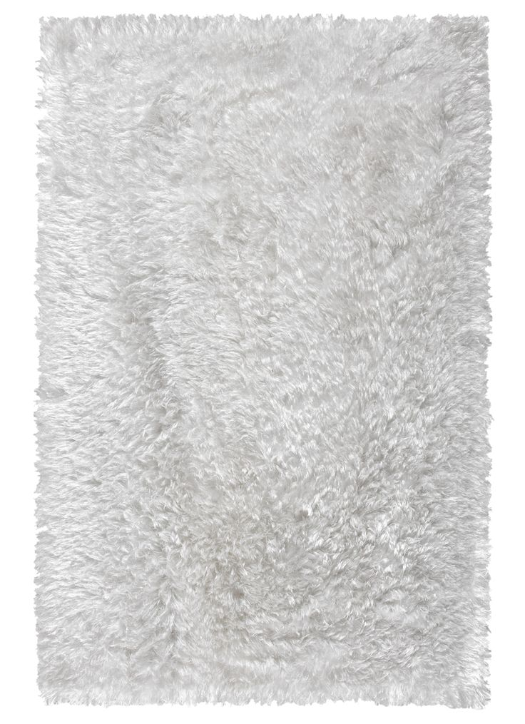Mono-color Long Pile rug by STEPEVI from TOUCH ME collection.