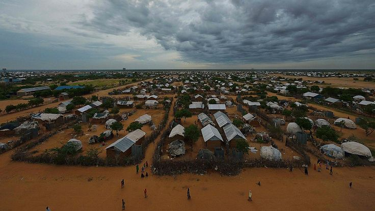 Kenyan closure of the Dadaab refugee camp is blocked by the high court