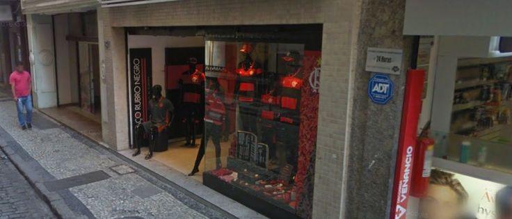 InfoNavWeb                       Informação, Notícias,Videos, Diversão, Games e Tecnologia.  : Assaltantes roubam loja franqueada do Flamengo no ...