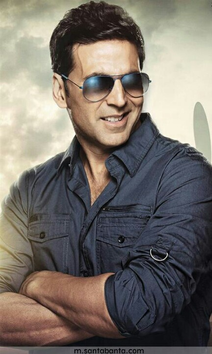 "Akshay Kumar (Rajiv Hari Om Bhatia) b. Sep 9, 1967, is an Indian film Bollywood actor, stunt actor, producer and martial artist (sixth degree black belt in Kuyukai Gōjū-ryū karate and also awarded the Japanese 'Katana' ) who has appeared in over a hundred Hindi films. He has been nominated for Filmfare Awards several times, winning it twice. He is referred to by the media as the 'Khiladi'. In 2004 he was named the ""Sexiest Man Alive"" by People magazine -"