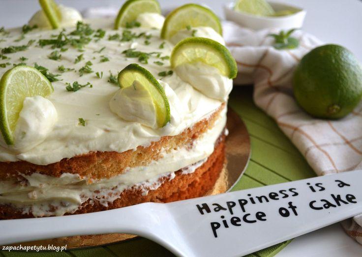 Lime and mint birthday cake #zapachapetytu #birthdaycake #mojito