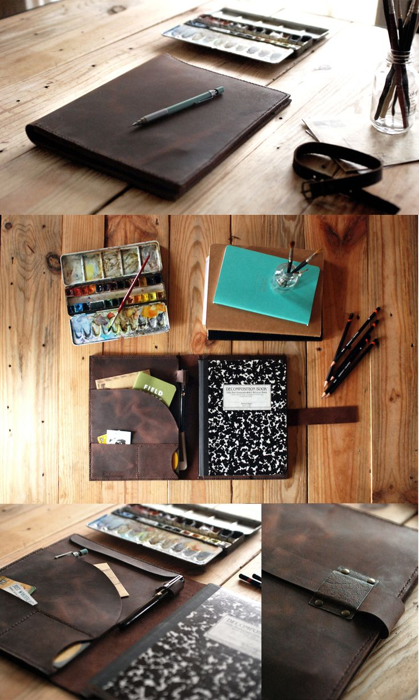 Ipad Air leather cover by Just Wanderlust  www.justwanderlust.com