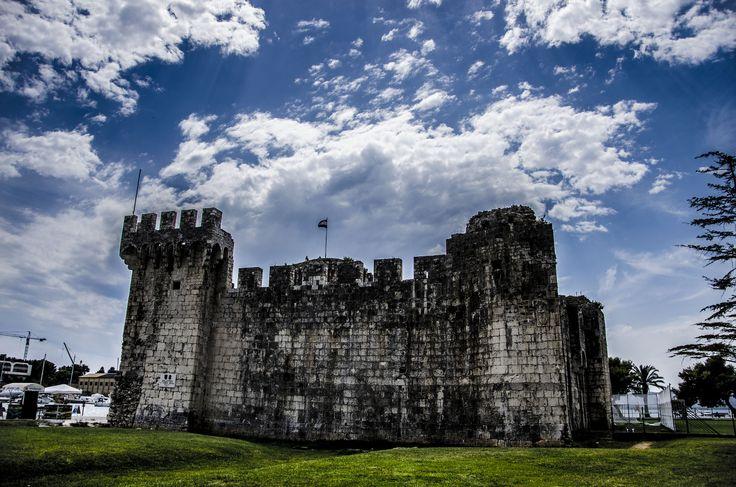 https://flic.kr/p/wBZPrC | Fortress Kamerlengo | Trogir, Croatia