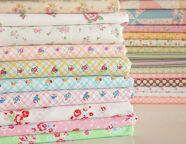Lecien beauties Lecien is my favourite Japanese fabric manufacture,