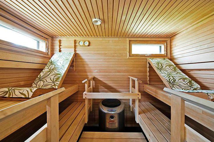 Suomalaisten upeat saunat - katso kuvat!   Sisustus   Iltalehti.fi