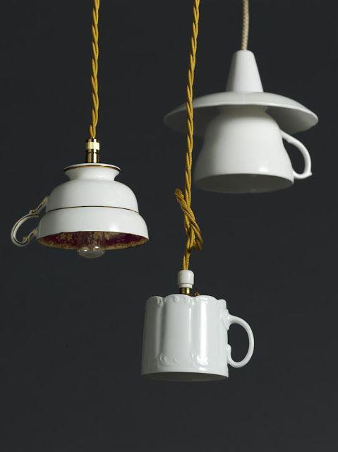 Vrijdag-verlichting: kopjes lamp | villa d'Esta | interieur en wonen