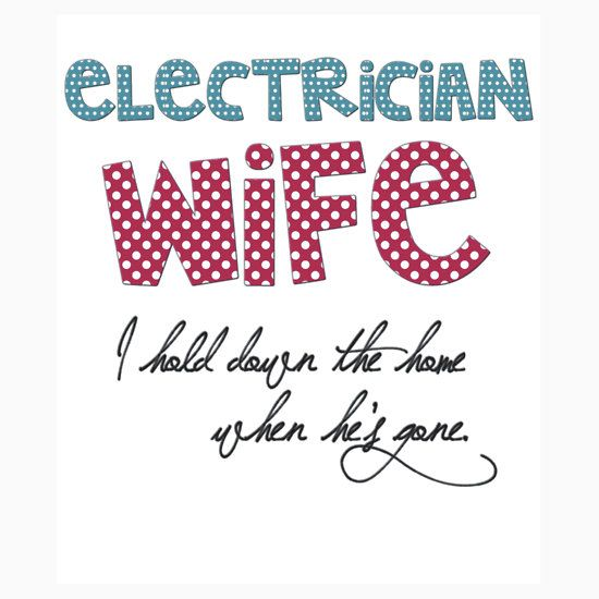 23 Best Images About Electricians Wife On Pinterest