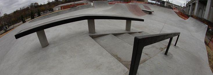 Crooked River Skatepark