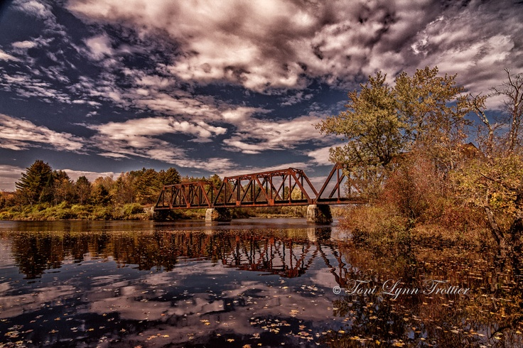 Across the Connecticut River